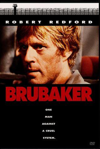Brubaker (1980) Main Poster