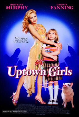 Uptown Girls (2003) Main Poster