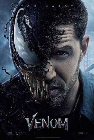 Venom (2018) Main Poster