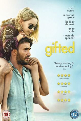 Gifted (2017) Main Poster