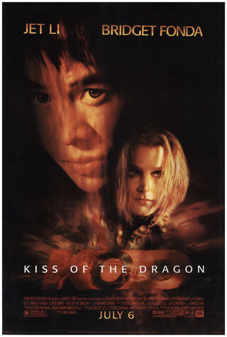 Kiss Of The Dragon (2001) Main Poster