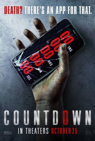 Countdown (2019) Main Poster