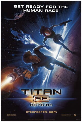 Titan A.E. (2000) Main Poster