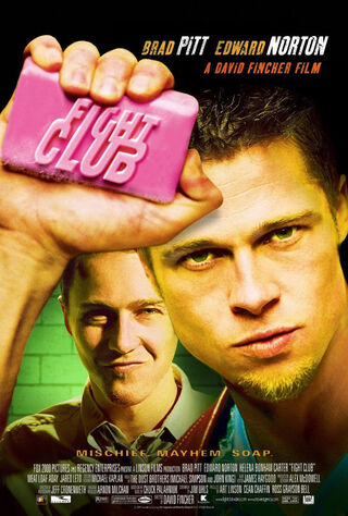 Fight Club (1999) Main Poster