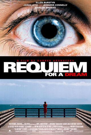 Requiem For A Dream (2000) Main Poster