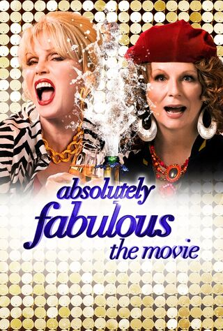 Absolutely Fabulous: The Movie (2016) Main Poster