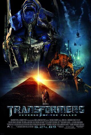 Transformers: Revenge of the Fallen (2009) Main Poster