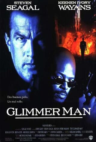The Glimmer Man (1996) Main Poster