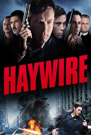 Haywire (2012) Main Poster