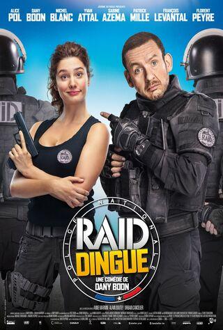 R.A.I.D. Special Unit (2020) Main Poster