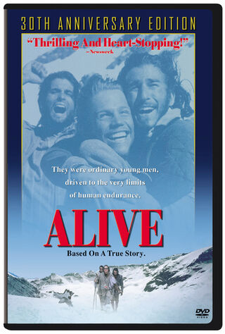 Alive (1993) Main Poster