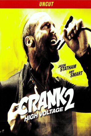 Crank: High Voltage (2009) Main Poster
