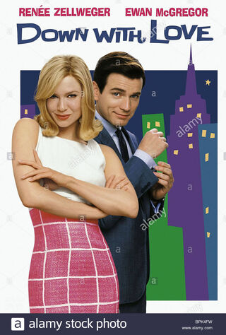 Down With Love (2003) Main Poster