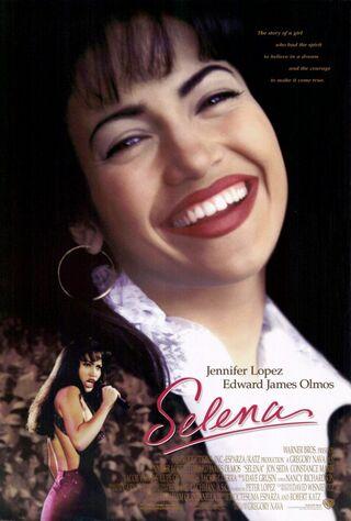 Selena (1997) Main Poster
