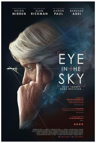 Eye In The Sky (2016) Main Poster