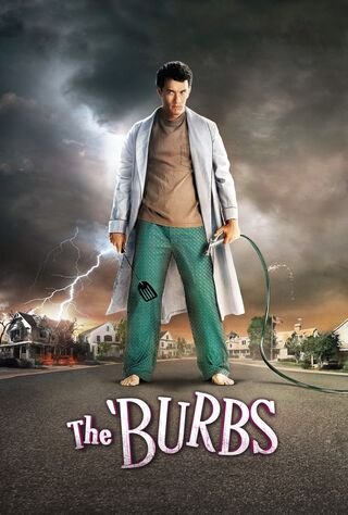 The 'Burbs (1989) Main Poster