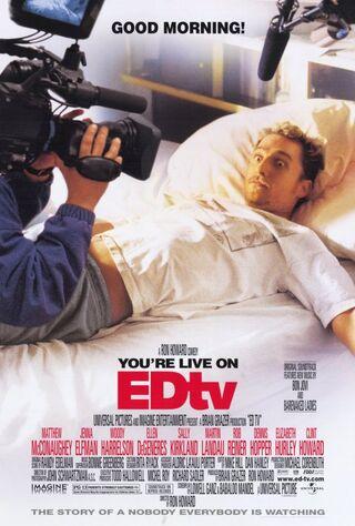 Edtv (1999) Main Poster
