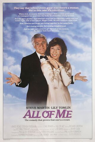 All Of Me (1984) Main Poster