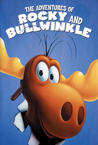 The Adventures Of Rocky & Bullwinkle (2000) Main Poster