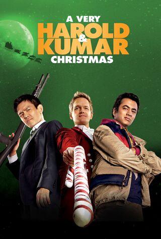 A Very Harold & Kumar Christmas (2011) Main Poster