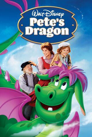 Pete's Dragon (1977) Main Poster