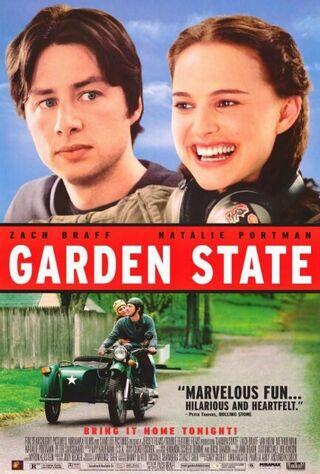 Garden State (2004) Main Poster