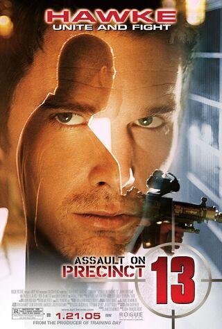 Assault On Precinct 13 (2005) Main Poster