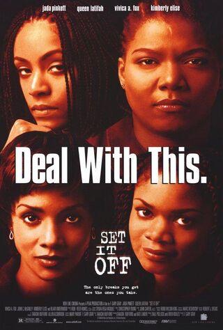 Set It Off (1996) Main Poster