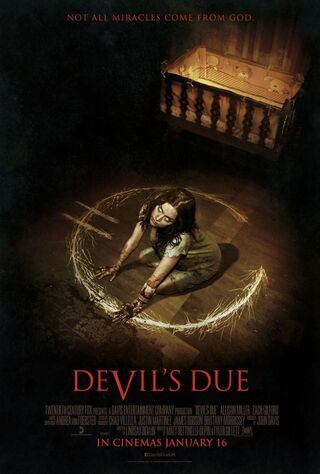 Devil's Due (2014) Main Poster