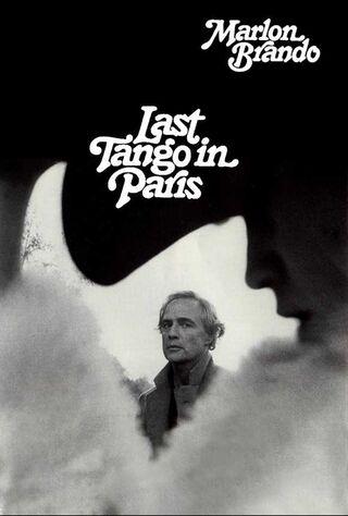 Last Tango In Paris (1973) Main Poster