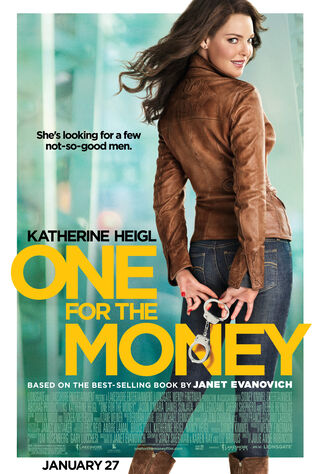 One For The Money (2012) Main Poster