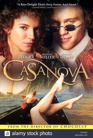 Casanova (2006) Main Poster
