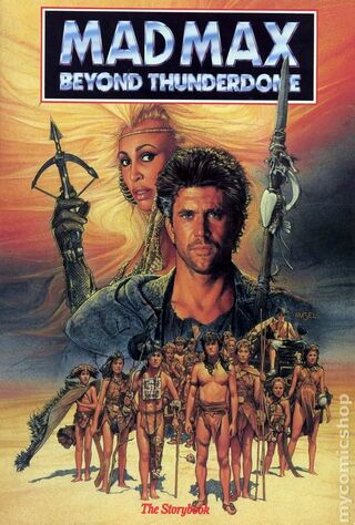 Mad Max Beyond Thunderdome (1985) Main Poster