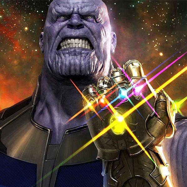 Thanos by Josh Brolin