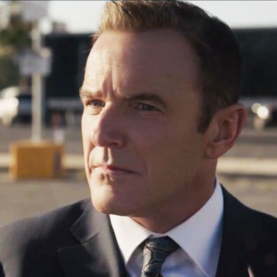 Agent Coulson by Clark Gregg
