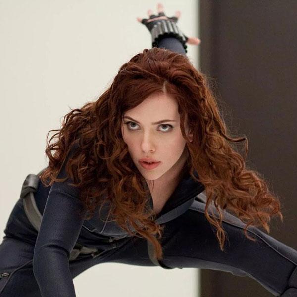 Natasha Romanoff<br>Black Widow by Scarlett Johansson