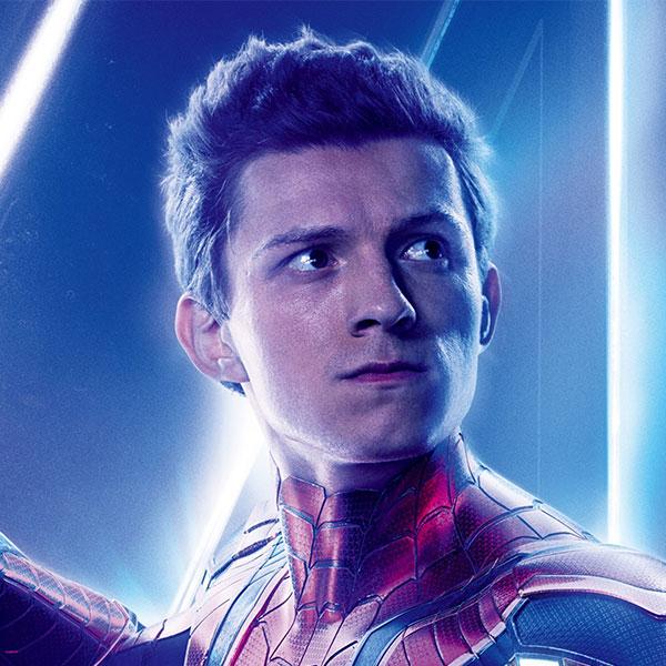 Peter Parker<br>Spider-Man by Tom Holland