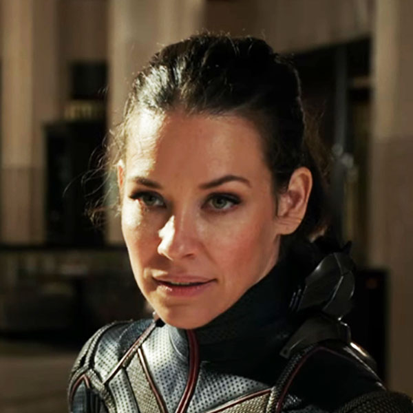 Hope van Dyne<br>The Wasp by Evangeline Lilly