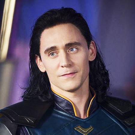 Loki by Tom Hiddleston