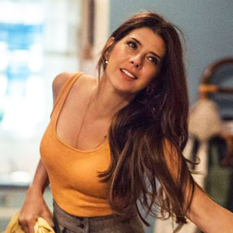 Aunt May by Marisa Tomei