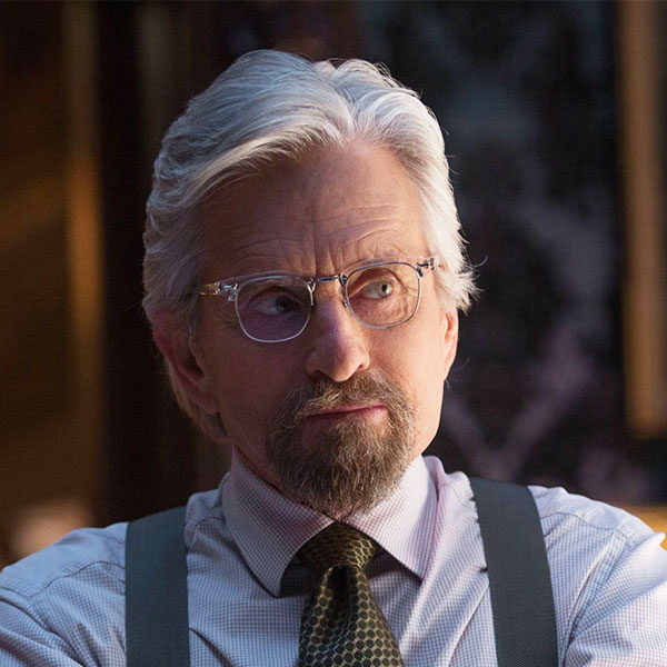 Hank Pym by Michael Douglas