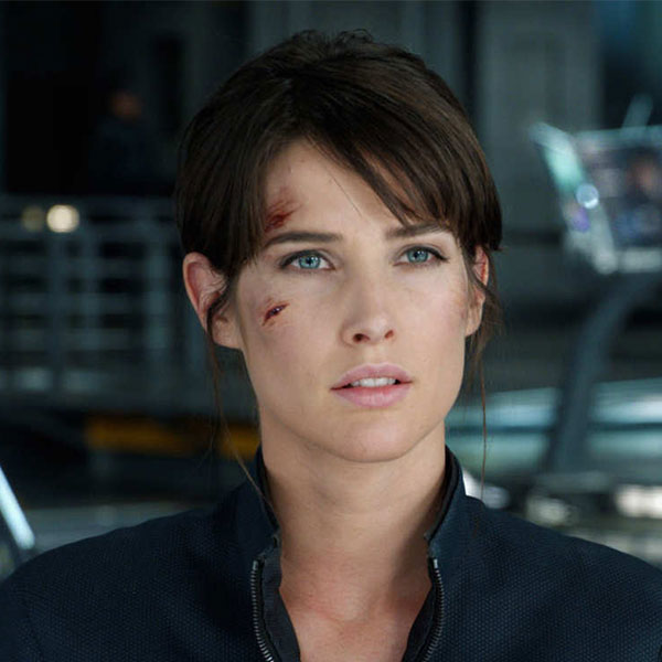 Maria Hill by Cobie Smulders